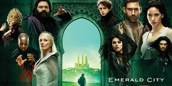 Emerald City Now Available only on iFlix