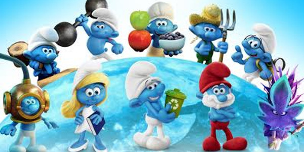 Smurfs Team Up with UN in 2017 for a Happier, More Peaceful and Equitable World