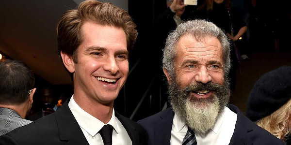 Mel Gibson Guns for Oscar Best Director Prize with Hacksaw Ridge