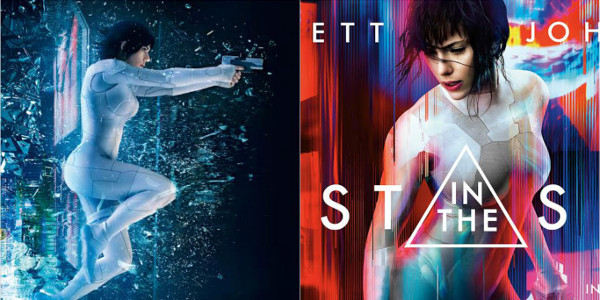 """New """"Ghost in the Shell"""" Banners Exude Futuristic Vibe"""