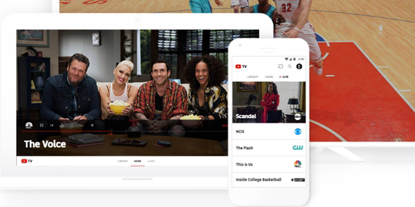 YouTube Launches a Streaming Service for $35/month