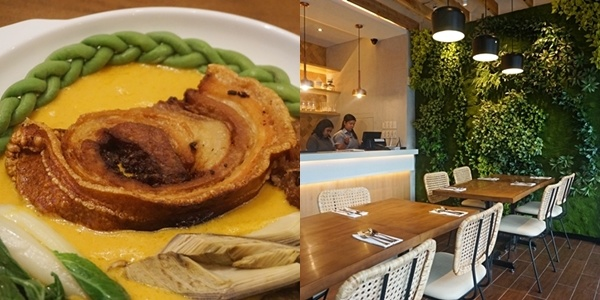 Now Open: Bistro United in Kapitolyo, Pasig