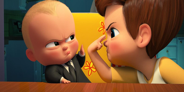 "Dreamworks Animation's ""The Boss Baby"" Celebrates Siblings' Love"