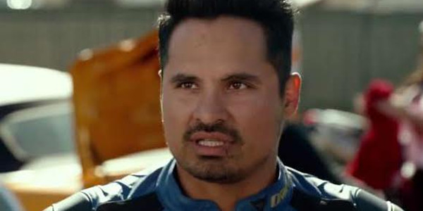 Michael Pena, a Sex-Addicted Undercover Cop in CHIPS