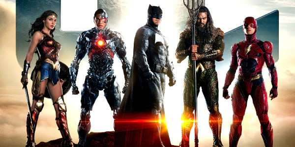 WATCH: Heroes Come Together in 'Justice League' Official First Trailer