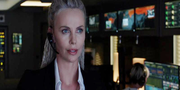 """Charlize Theron is Cipher, Lethal Villain of """"Fast & Furious 8"""""""