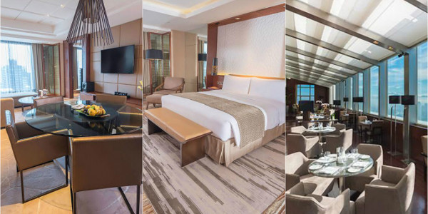 A Five-Star getaway at Marco Polo Ortigas Manila