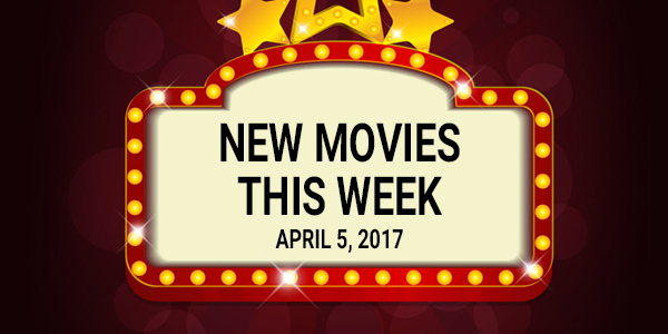 New Movies This Week: The Case for Christ, Going In Style and more!