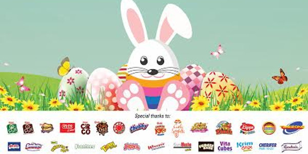 Easter Eggs-travaganza at Manila Pavilion Hotel
