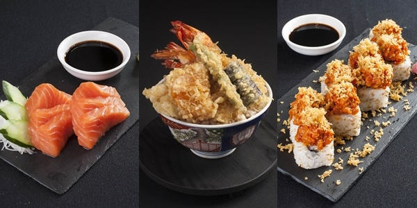 8 Seafood Dishes to Try at Tendon Akimitsu this Lenten Season