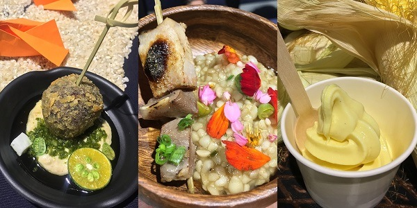 PHOTOS: Rice, Nose-To-Tail, Corn and Seafood at the Madrid Fusión Manila 2017 Regional Lunches