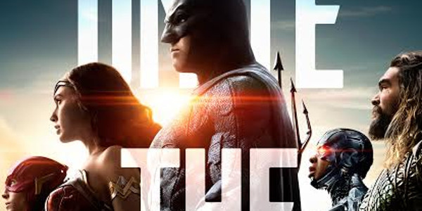 New Poster Unites the 'Justice League'