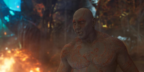"""Pinoy Actor Dave Bautista Back as Drax in """"Guardians of the Galaxy Vol. 2"""""""