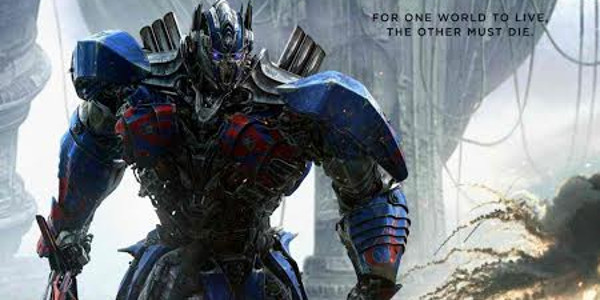 """Optimus, Bumblebee in New """"Transformers: The Last Knight"""" Poster"""