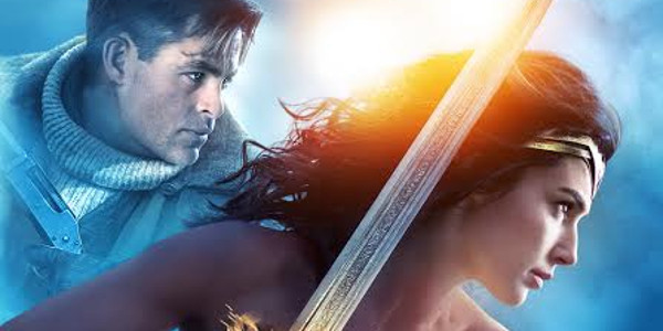 """Wonder Woman"" Main Poster Recruits Chris Pine"