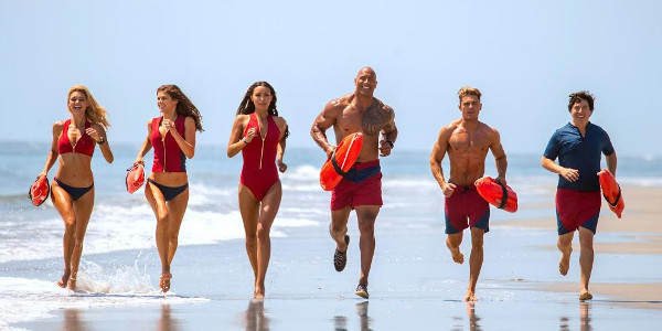 """New Raunchy Comedy is Not Your Daddy's """"Baywatch"""""""
