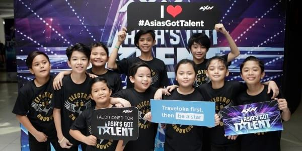 Thousands attended Asia's Got Talent Season 2 PH Audition