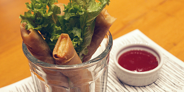 Eat of the Week: These Curry Spring Rolls at Ramen Nagi Manila are Suprisingly Good