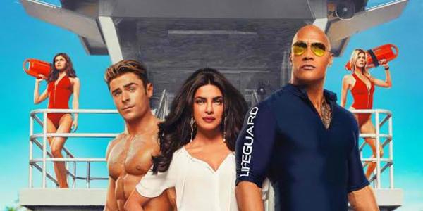 Quantico's Priyanka Chopra Makes a Splash in Baywatch