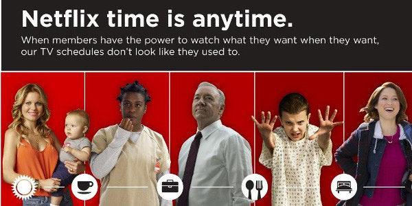 The Netflix Diet: Ever Wondered How Streaming Changed Viewing Habits? Check This Infographic Out