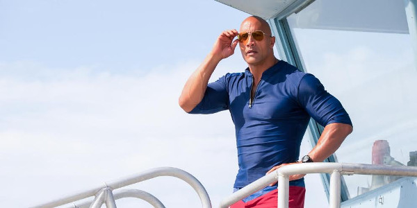 Dwayne Johnson Anchors Baywatch With Boundless Personality