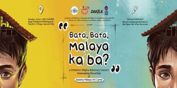Bata, Bata , Malaya Ka Ba? | ClickTheCity Events