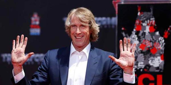 H'wood Walk of Fame Honors Transformers Director Michael Bay