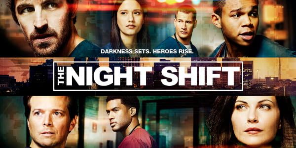 """All-New Season of """"The Night Shift"""" premiers this June on Sony Channel"""