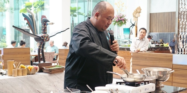 "Kitchen Pro Files: Chef Myke ""Tatung"" Sarthou, celebrity chef and culinary heritage advocate"