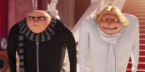 Steve Carell Knows How Good It Feels To Be Bad in Despicable Me 3