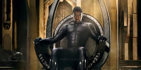 """T'Challa Rules in First """"Black Panther"""" Poster"""