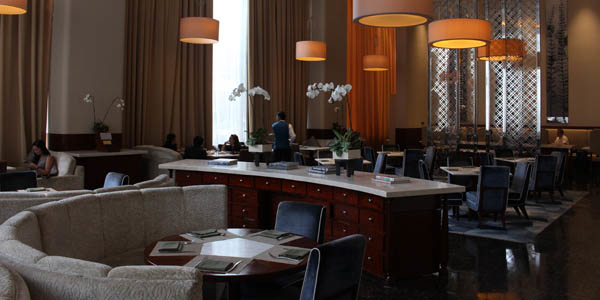 Alfred Restaurant in Makati Diamond Residences: Fine Dining Fit For Your Power Lunches