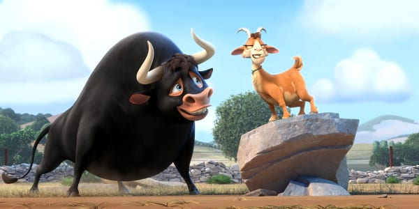 WATCH: Blue Sky Studio's 'Ferdinand' Second Trailer Reveal