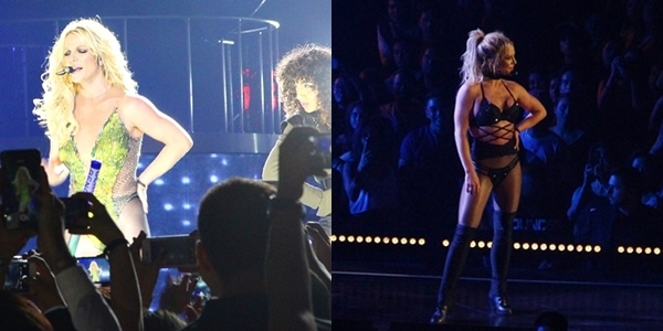 Here's What You Missed at Britney Spears' First Concert in Manila