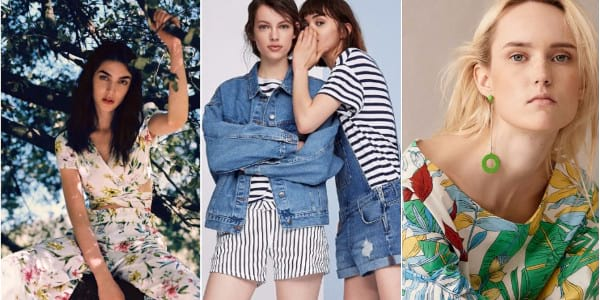 Celebrate with Zara, Bershka, Stradivarius, and Pull&Bear End of Season Sale