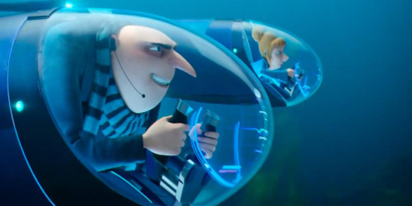 Despicable Me 3 Opens at No.1 with P93.6-M, the Biggest Opening Weekend for Animation in 2017