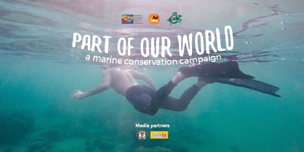 Read more about the article Part of Our World: A Marine Conservation Campaign