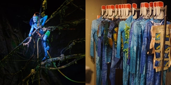 A Behind the Scenes Look at Cirque du Soleil 'TORUK - The First Flight'