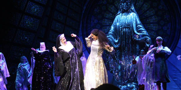 Meet the Stars of 'Sister Act: The Musical': Q&A with Dené Hill and Rebecca Mason-Wygal