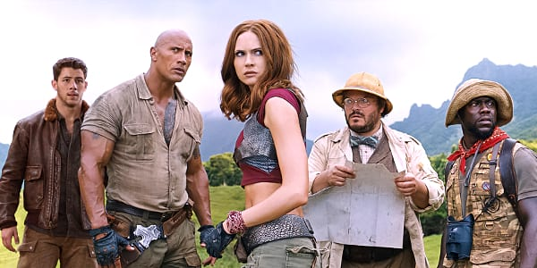 WATCH: The Game Has Changed in 'Jumanji: Welcome To The Jungle' Trailer