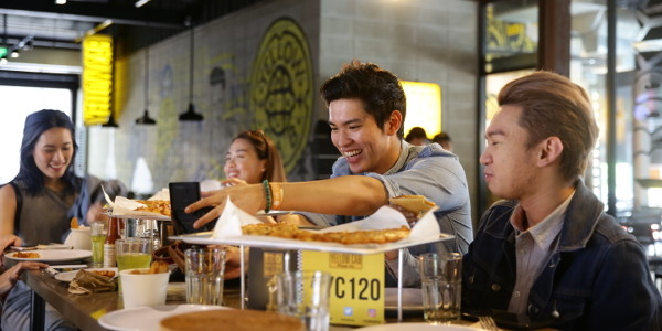 #YC120 Minutes of Glory Ignites the Ultimate Pizza Lovers' Competitive Spirit