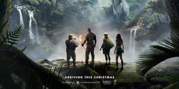 Image result for jumanji welcome to the jungle promo