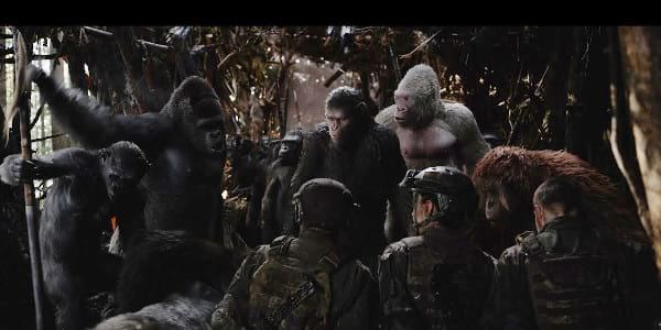 Apex of Man and Apes' Destiny Revealed in War for the Planet of the Apes