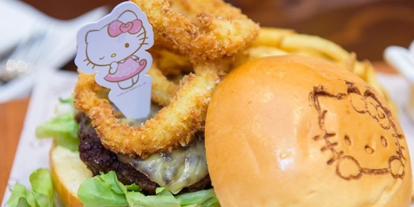 First Look: 'Hello Kitty Cafe' is Opening on July 21 at Uptown Mall BGC