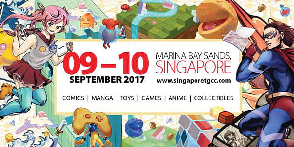 Singapore Toy, Game & Comic Convention Celebrates 10th Birthday At Marina Bay Sands