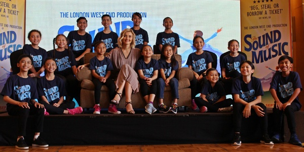 Meet Maria and the Von Trapp Kids in the Upcoming Manila Production of 'The Sound of Music'!