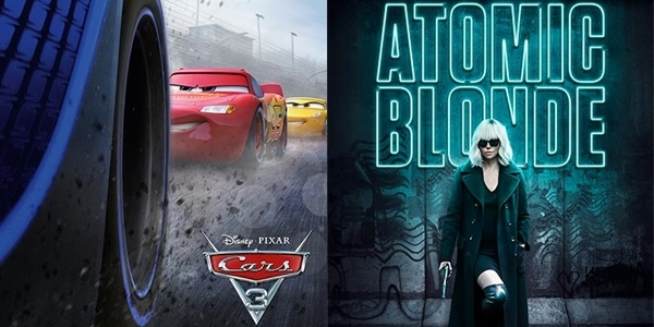 Read more about the article New Movies This Week: Cars 3, Atomic Blonde and more!