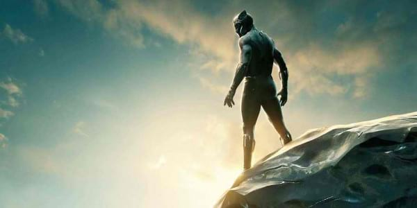 """Long Live the King in New """"Black Panther"""" Poster"""