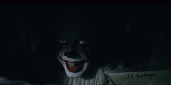 WATCH: Here 'IT' is, The Year's Scariest Trailer!