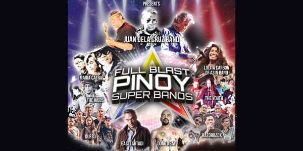 Full Blast Pinoy Super Band